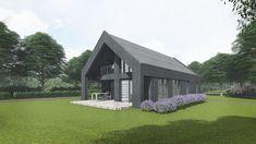 opdracht: locatie:   architect: omschrijving: De moderne schuurwoning - Folkert Bijlsma Robuust in zijn vormgeving en uitstraling staat deze schuurwoning stevig op de grond. De grote
