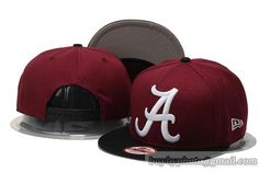 Alabama Crimson Tide NCAA College Football Snapback Hats|only US$8.90 - follow me to pick up couopons.