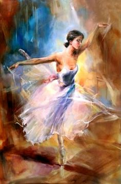 Anna Razumovskaya Flying Dream painting is shipped worldwide,including stretched canvas and framed art.This Anna Razumovskaya Flying Dream painting is available at custom size. Dream Painting, Painting & Drawing, Violin Painting, Ballerina Kunst, Anna Razumovskaya, Ballerina Painting, Ballerina Drawing, Dance Paintings, Ballet Art