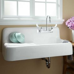 American Standard 7022013 4 Hole Cast Iron Kitchen Sink 2 Basin Magnificent Kitchen Sinks With Drainboards 2018