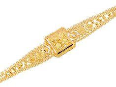 Altın 22 Ayar Hint Bileklik Uygun Fiyatlarla Gülaylarda Pakistani Bridal Couture, Bangle Bracelets, Bangles, Ear Chain, Indian Jewelry, Jewelry Collection, Gold Jewelry, Jewels, Rose