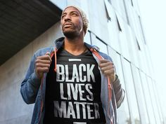 Black Lives Matter Tshirt 100% Cotton Unisex Soft feel tee shirt.  Black Lives Matter (BLM) is an activist movement, originating in the African-American community, that campaigns against violence toward black people. BLM regularly organizes protests around the deaths of black people in killings by law enforcement officers, and broader issues of racial profiling, police brutality, and racial inequality in the United States criminal justice system.   100% cotton*, Belcoro® yarn *Ash 99%…