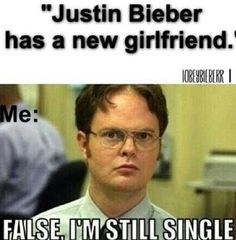 Happens every time. I am caught completely unaware. Pshh the least Justin could do is warn me!