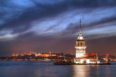 Kizkulesi & Topkapi Palaca - Istanbul / Turkey