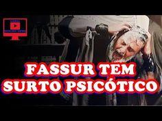 'Oficial': Antes de morrer, Fassur tem surto psicótico na novela 'O Rico...