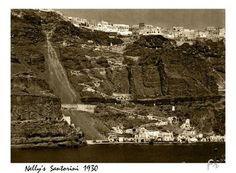 ,Santorini: Santorini Island, Santorini Greece, Greek History, Amazing Destinations, Old Photos, Places Ive Been, Mount Rushmore, Grand Canyon, The Past