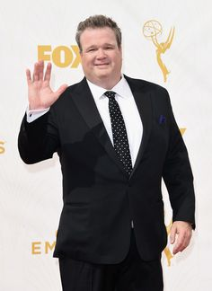 Actor Eric Stonestreet attends the 67th Annual Primetime Emmy Awards at Microsoft Theater on September 20, 2015 in Los Angeles, California.