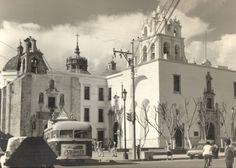 Templo de San Diego y Tercera Orden.- Archivo General Municipal de Aguascalientes.