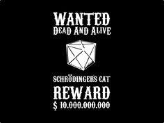 Schrödinger's cat ;)