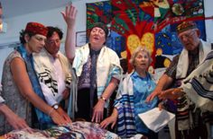 Welcome to P'nai Or of Central CT - a Jewish Renewal prayer and celebratory community in West Hartford.   We are a warm, friendly, and authentic community and we welcome you to join us for Shabbat services which are led by Rabbi Andrea Cohen-Kiener. Our Shabbat services are the first Saturday of each month, from September through June. After the services, we share a vegetarian pot luck lunch, which gives us the opportunity for sharing food and conversation.