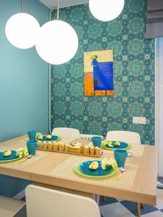 Casinha colorida: Um apartamento bem fofinho!!