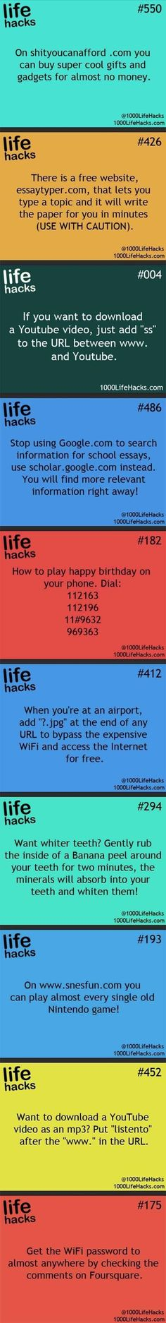 Photo Life Hacks - 20 life hacks really shouldnt try