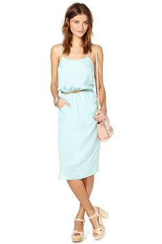 Adrianne Dress