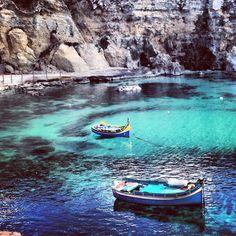 Popeye Village Beach, Mellieha #malta #maltesebeauty