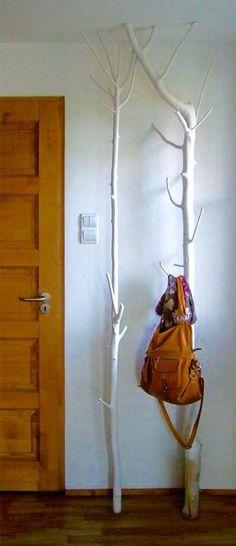 Beautiful coat rack:)