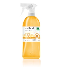 Love this stuff in the kitchen, the bathroom, everywhere! At Method, our challenge is to make sure that every product we send out into the world is a little agent of environmental change, using safe and sustainable materials and manufactured responsibly.
