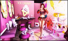 Evil Bunny, Parlour, Creative Studio, Vixen, Second Life, Studios, Stylists, Kitty, Amp
