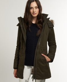 Superdry Hooded Super Windcheater. Want so badly.
