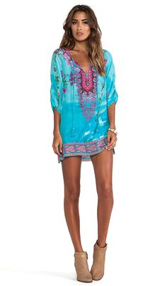 Tolani Zoe Dress in Turq from REVOLVEclothing Perfect for a beach cover up! Summer Wear, Spring Summer Fashion, Summer Outfits, Cute Outfits, Estilo Fashion, Boho Fashion, Fashion Outfits, Womens Fashion, Boho Chic
