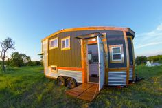 Raw Design Creative Tiny House 001