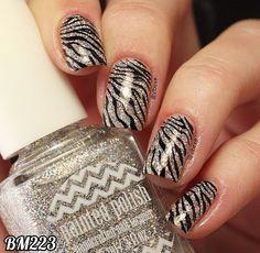nails, nails, nails.
