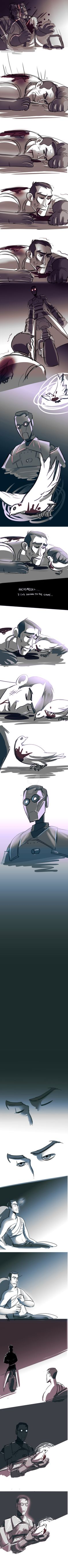 TF2: Dove by DarkLitria on DeviantArt