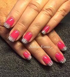 Dutch Stampin'Up pinkies nails! @creations by Jolan @stampin'Up