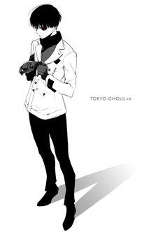 Tokyo Ghoul Urie Kuki