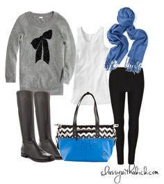 Comfy travel outfit!