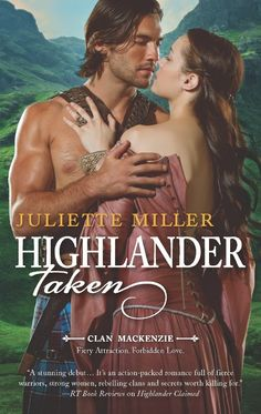 Amazon.com: Highlander Taken eBook: Juliette Miller: Kindle Store