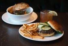 Best burgers in Seattle - BRGR Bar Red Mill Burgers Zippys