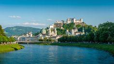 Three-minute guide to Salzburg