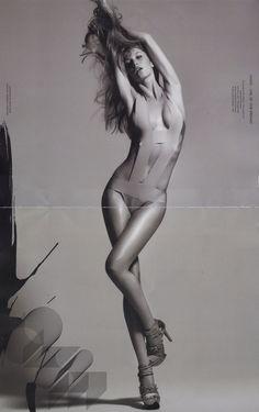 Gisele Bundchen   Photography by Nino Munoz   For Dansk Magazine   Fall 2009