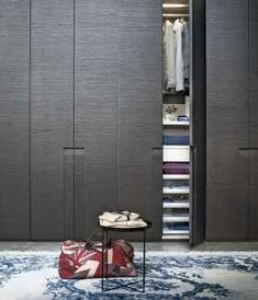 wardrobes to live in. Vintage, modern, luxury or eclectic closet. Wich are you favourites? See some decor tips for your own interior projects, walk in closets and ward… Apartment Bedroom Decor, Bedroom Furniture, Made To Measure Wardrobes, Wardrobe Hinges, Dressing Room Closet, Dressing Rooms, Dressing Table, Italian Furniture Brands, Wardrobe Design