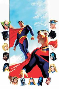 JSA #13 ~ DC Comics ~ Alex Ross