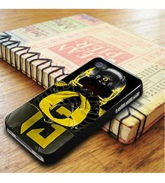 Oregon Ducks Football Player Gloves iPhone 5|iPhone 5S Case