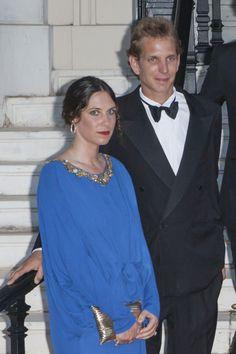 Andrea Casiraghi et Tatiana Santo Domingo se marient en août 2013 - 9