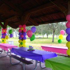 Pixie Flower Balloons