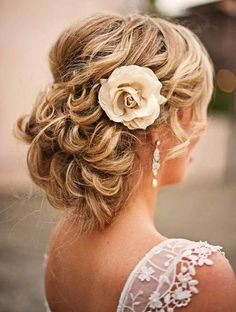 Long Prom Updo Style