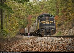 RailPictures.Net Photo: WVC 82 West Virginia Central Railroad EMD BL2 at Tygart Junction, West Virginia by Chase Gunnoe