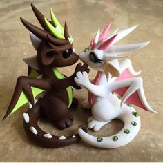 Dragon Couple by Dragons And Beasties