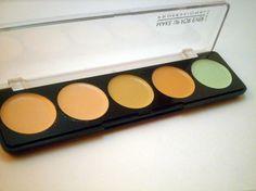 Makeup Forever Concealer palette