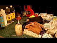 How To Make a Leather Messenger Bag Part 5 of 7