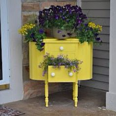 Great idea for front porch!!