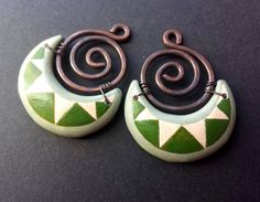 Earrings Everyday: Striking Stripes