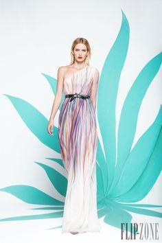 Georges Hobeika Spring-summer 2016 - Ready-to-Wear - http://www.flip-zone.com/Georges-Hobeika-5923