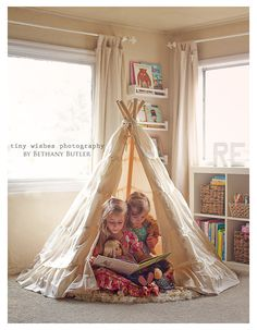 Hey, I found this really awesome Etsy listing at https://www.etsy.com/listing/180662477/childrens-ruffle-play-teepee