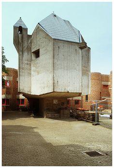 pfarrkirche st. matthäus, düsseldorf-garath, 2009