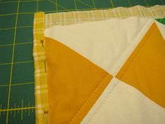 The Easiest Cheat for Binding a Quilt   Pretty Prudent