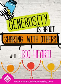 "This amazing article will make you look at ""Being Generous"" from a completely different angle."